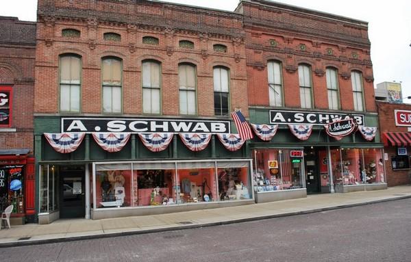 A.Schwab Beale Street Memphis