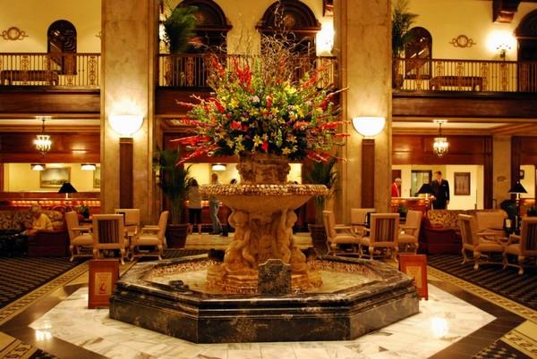 Fontaine Peabody Hotel Memphis