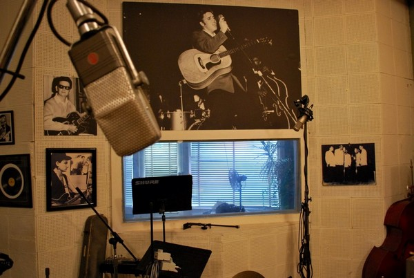 Studio d'enregistrement Sun Studio Memphis