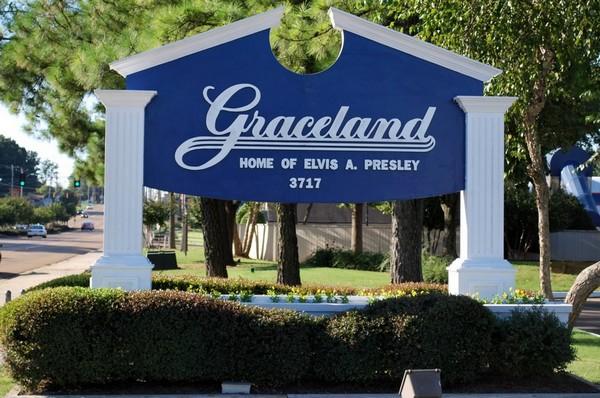 Panneau Graceland