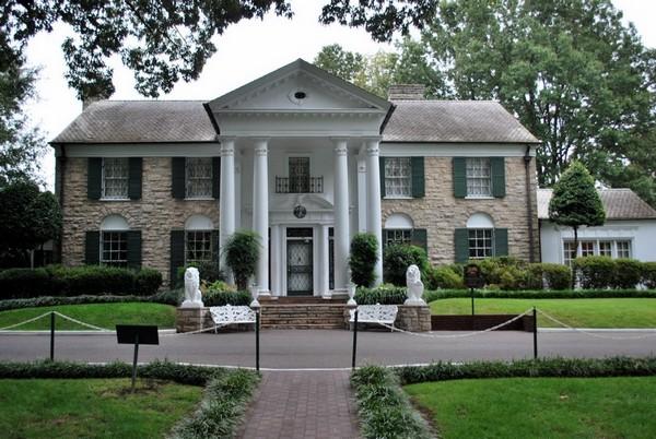 La maison de Graceland