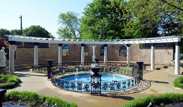 Jardin des méditations Graceland