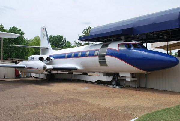 Jet privé Elvis Graceland