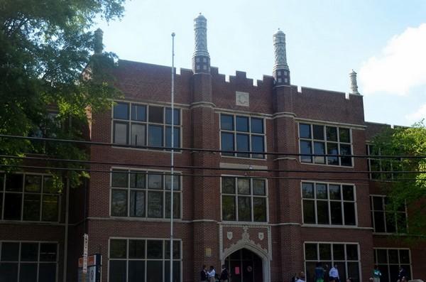 Humes High School Memphis