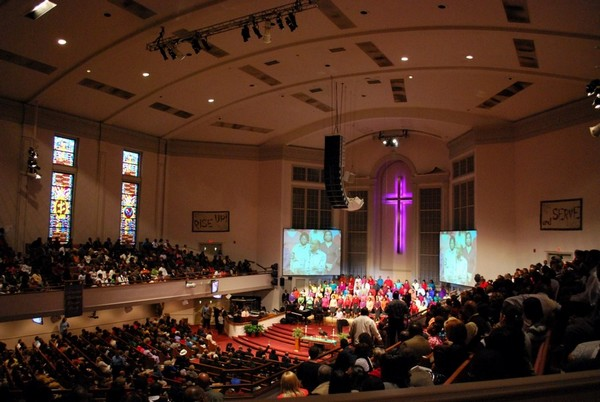 Mississippi Boulevard Christian Church Memphis