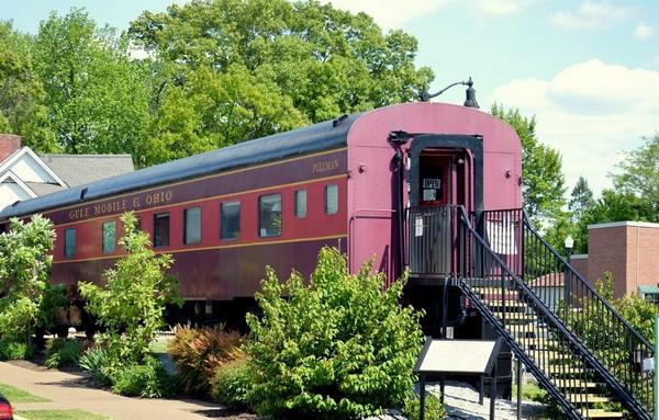 Railroad Museum Jackson