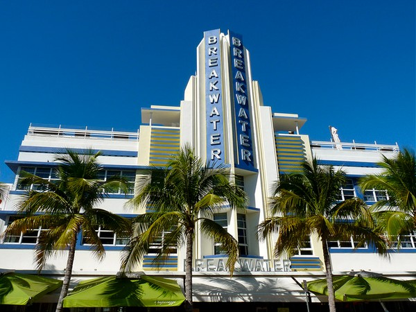 Breakwater Ocean Drive Miami Beach