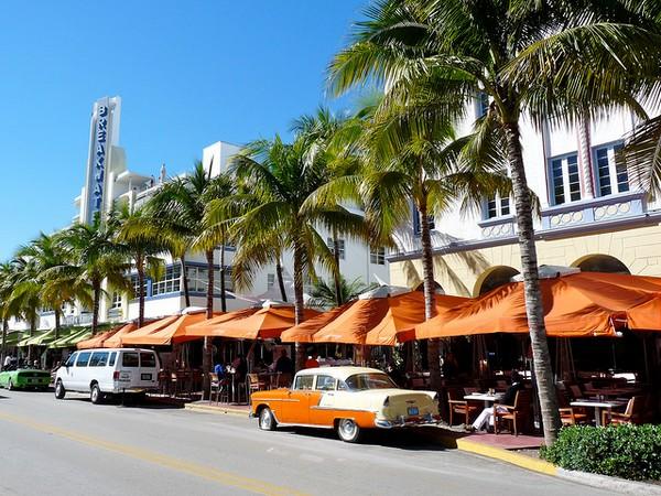 Ocean Drive Miami Beach