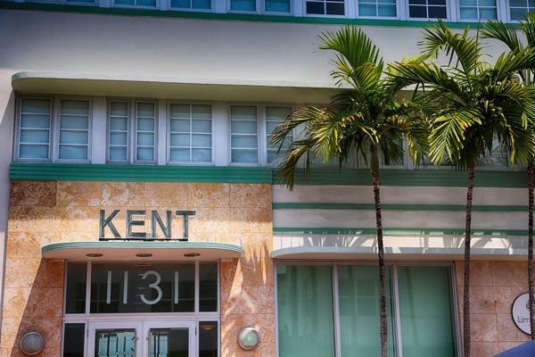 Architecture Art Deco Miami Beach
