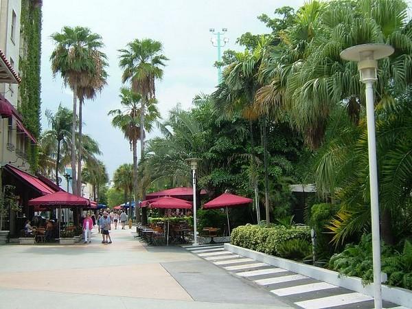 Lincoln Road South Beach Miami