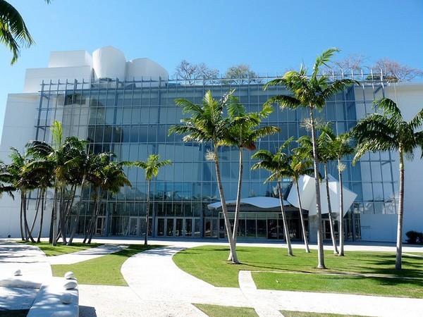New World Center South Beach Miami