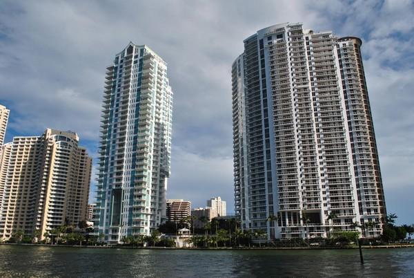 Skyline Downtown Miami