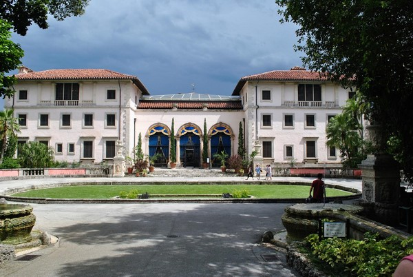 Villa Vizcaya Coconut Grove Miami