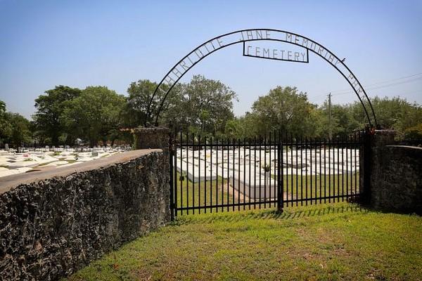 Charlotte Jane Cemetery Coconut Grove Miami