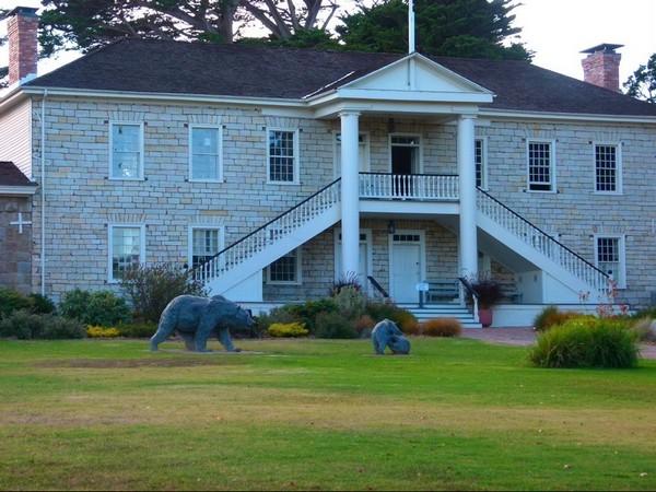 Colton Hall Monterey