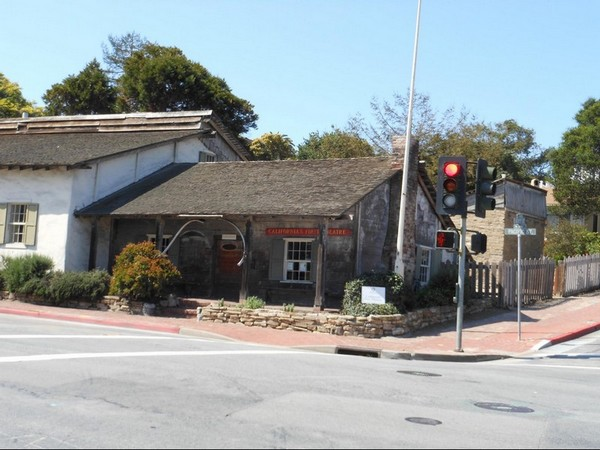 California's First Theatre Monterey