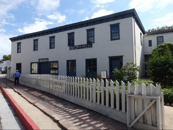 Stevenson House Monterey