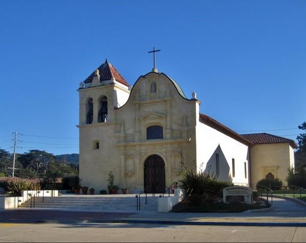 Royal Presidio Chapel Monterey