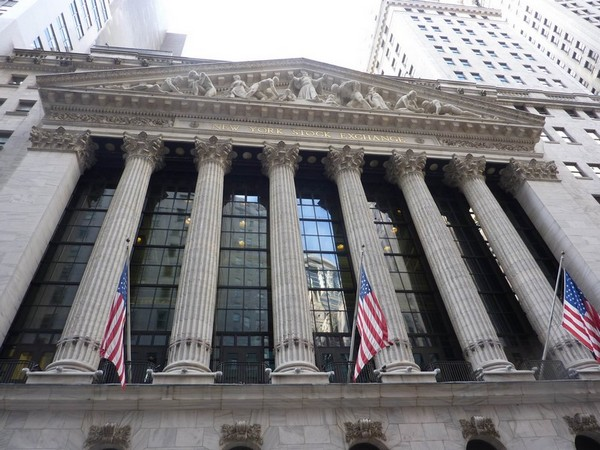 New York Stock Exchange Lower Manhattan New York