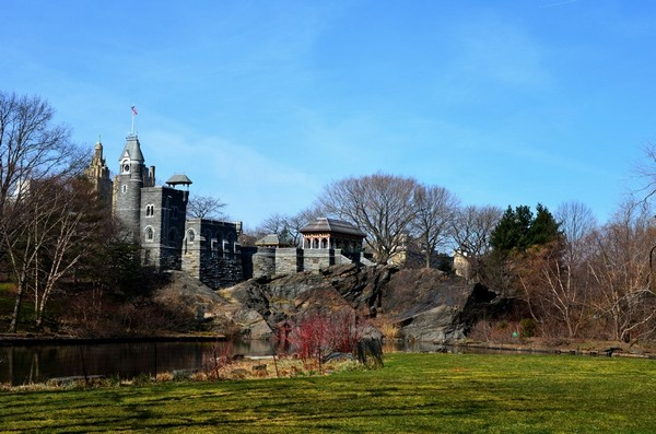 Belvedere Castle Central Park New York