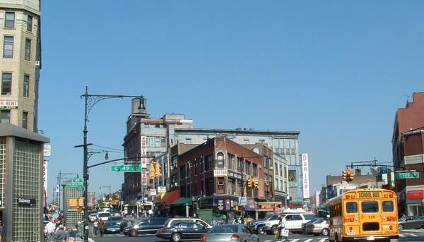 The Hub dans le Bronx