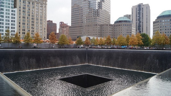 Memorial Ground Zero Manhattan New York