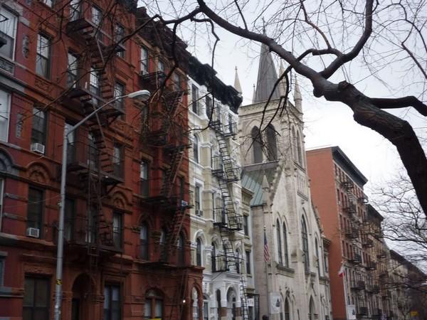East Village Manhattan New York