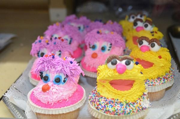 Cupcakes Chelsea Market New York