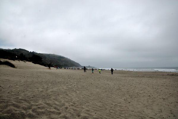 Stinson Beach Pacific Coast Highway Californie