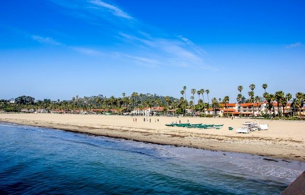 Santa Monica Californie