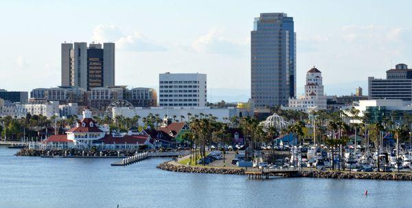 Long Beach Californie