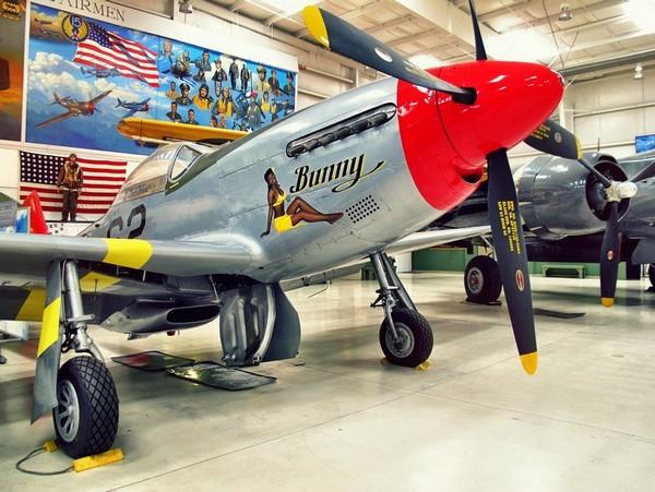 Palm Springs Air Museum of Flying
