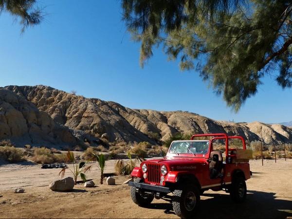Découverte en Jeep de Palm Springs