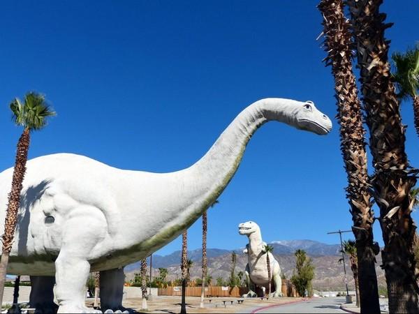 World's Biggest Dinosaurs Cabazon