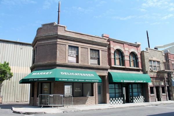Chicago Paramount Pictures Studio