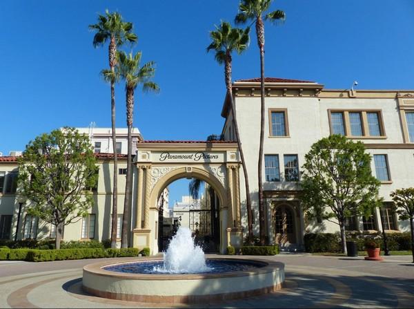 Porte Paramount Pictures Studio