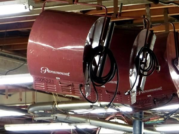 Atelier électrique Paramount Pictures Studio