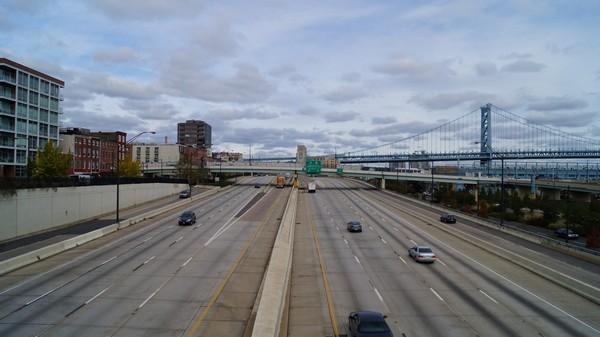 Delaware Freeway Philadelphie