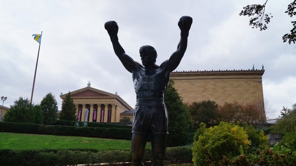 Rocky Tribute Philadelphie