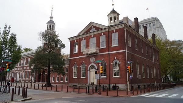 Congress Hall Philadelphie