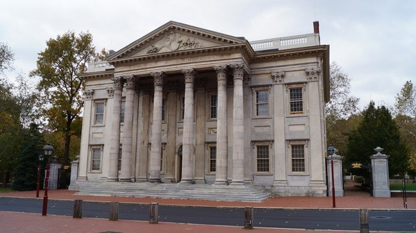 First bank in the US Philadelphie