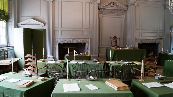 Independence Hall Philadelphie