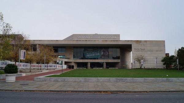 National Constitution Center Philadelphie