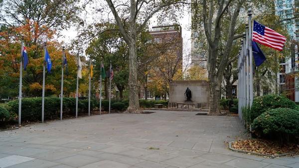 Washington Square Philadelphie