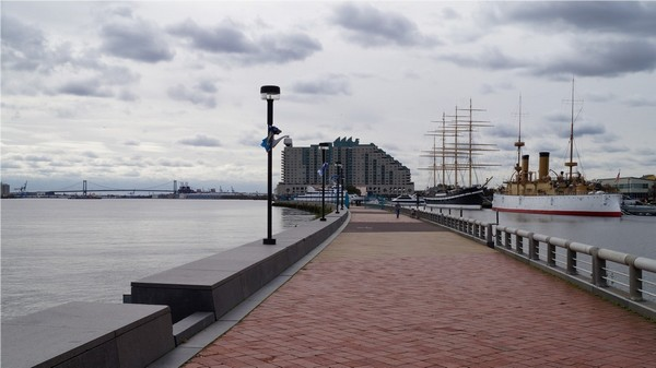 Independance Seaport Museum Philadelphie