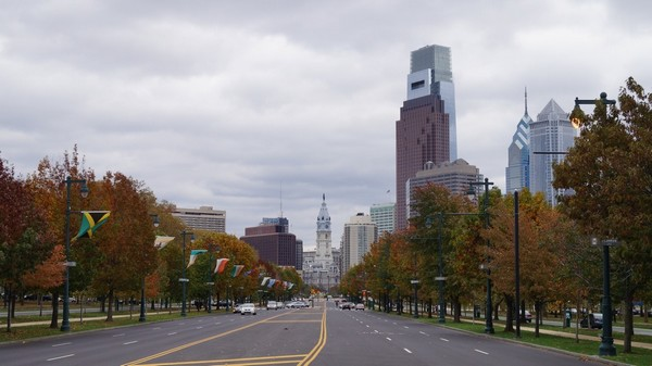 Parkway Museums District Philadelphie