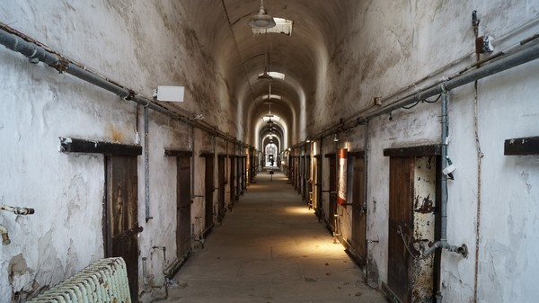 Eastern State Penitentiary Philadelphie