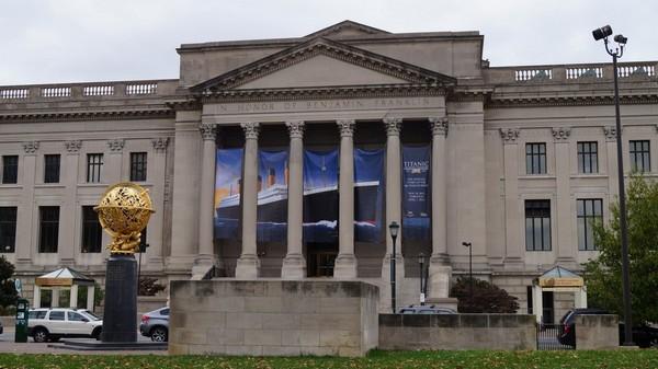 Franklin Institute Philadelphie