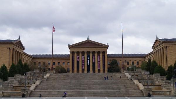 Museum of Art Philadelphie