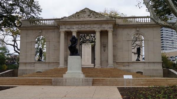 Rodin Museum Philadelphie